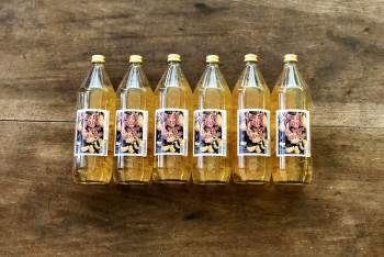 Pack 6 bouteilles de Jus de Poire