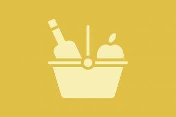 Panier Recette - Gratin de quinoa et butternut au fromage de chèvre